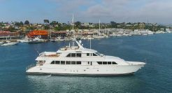 2000 Palmer Johnson Custom Tri-Deck Motoryacht
