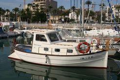 1992 Menorquin 40 toldilla