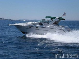1997 Chaparral Signature 310