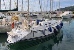 1990 X-Yachts X-372