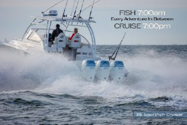 2019 Fountain 38 Sportfish Luxury Edition