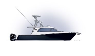 2020 Coastal Craft 33 ExpressFish