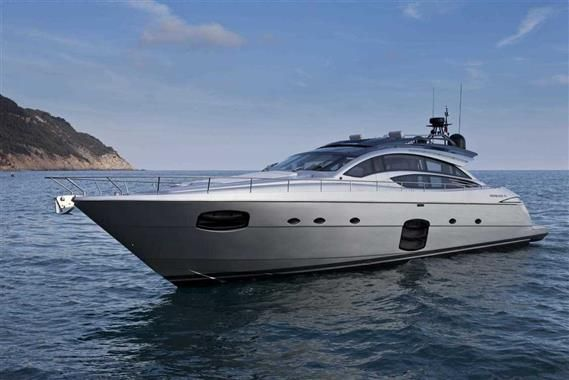 2017 Pershing 74 - 2017 Pershing 74, Sultan Profile