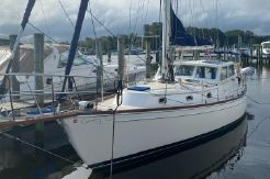 2001 Shannon 43 Pilothouse MKII