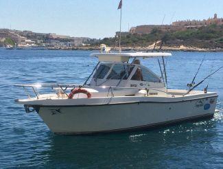 1997 Tuccoli T25 Sports Fishing