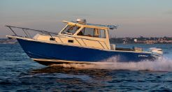 2021 Northcoast 315 Cabin - Twin Yamaha 300's-Helm Master EX-On Order