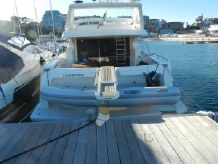 2001 Ferretti Yachts 57