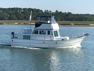 2013 Custom 36 Yukon Trawler