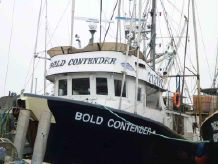 1974 Commercial Gooldrup Offshore Tuna Freezer