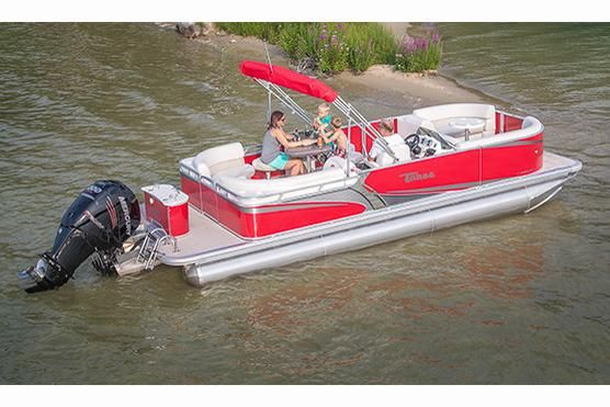 2018 Tahoe Pontoon LT Entertainer - 24'