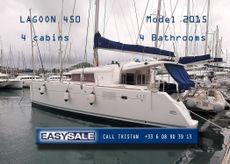 2015 Lagoon 450