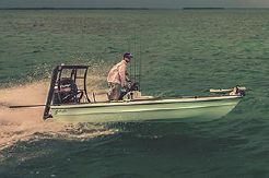 2021 Yellowfin 17 Skiff