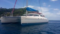 2002 Fountaine Pajot Bahia 46