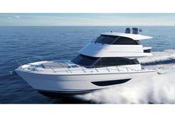 2021 Maritimo M55 Enclosed Flybridge Motor Yacht