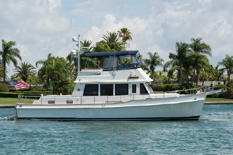 2008 Grand Banks 47 Classic - Profile