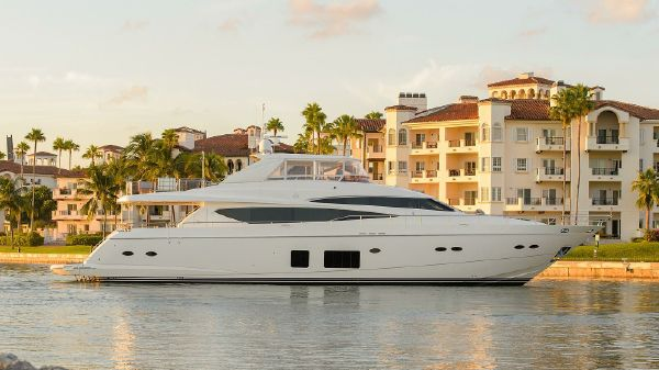 Princess Motor Yacht Dealership