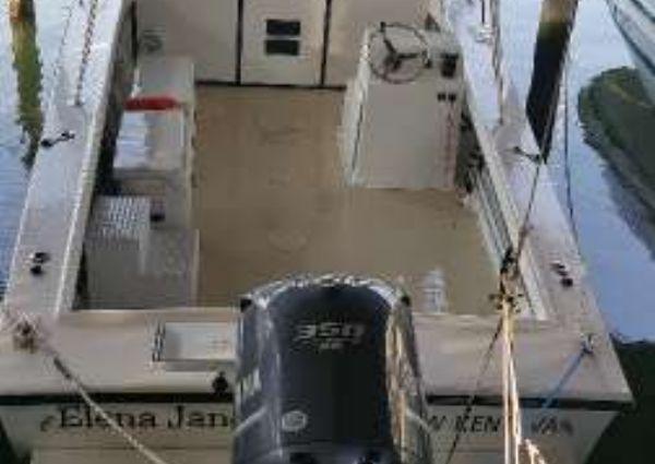 C-HAWK BOATS 29 Cabin image