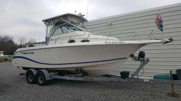 Pro-Line 260 WALK AROUND