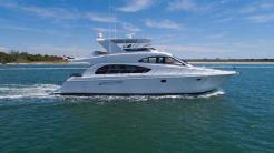 2002 Hatteras Hardtop Motor Yacht