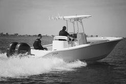 2021 Yellowfin 26 Hybrid