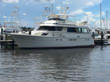 1989 Hatteras 60 Motor Yacht