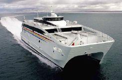 2006 Custom Fast RoPax Ferry
