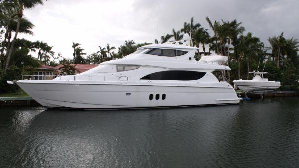 Hatteras 80 Motor Yacht Hatteras 80 MY