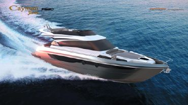 2021 Cayman F520