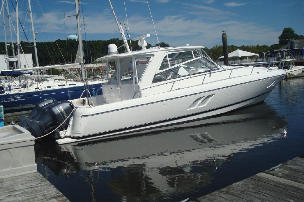 2012 Intrepid 475 Sport Yacht Boats for Sale - DiMillo's
