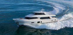 2020 Ocean Alexander 100 Megayacht Skylounge
