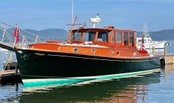 1963 Bunker And Ellis Picnic boat