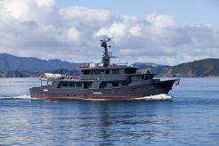 1999 Custom Jemison Motor Yacht