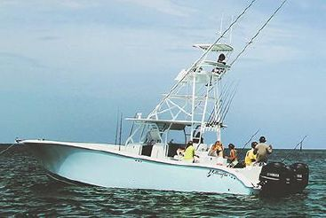2021 Yellowfin 42 Offshore