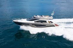 2021 Sessa Marine SESSA 54 SPORT FLY