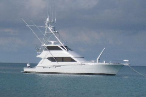 2003 Hatteras Enclosed FB Sportfish - 65' Hatteras Sportfisherman