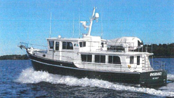 Duffy 50 Pilothouse Fast Trawler