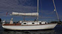 1985 Cape Dory Cutter