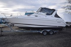1999 Wellcraft Martinique 2600