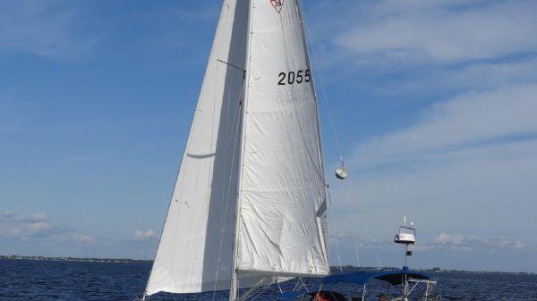 Catalina 36 Off to the Keys!