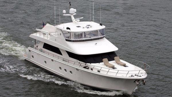 Ocean Alexander 74' Pilothouse Motor 78 Ocean Alexander MARGARITA