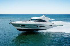 2021 Riviera 4800 Sport Yacht