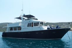 2004 Hershine Pilothouse Trawler 57