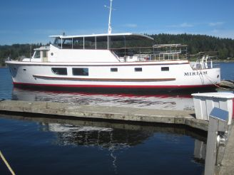 1956 William Garden Pilothouse