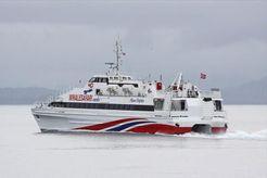 1986 Fjellstrand DSC Passenger Catamaran