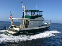 2001 Albin 36 Express Trawler