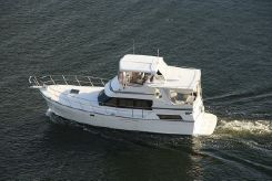 2003 Present Yachts Trawler