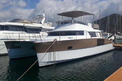 2014 Fountaine Pajot CUMBERLAND 47LC - CUMBERLAND 47 LC FOR SALE