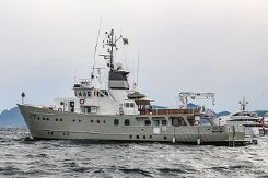1974 Maxi Ocean Explorer 36m Expedition Yacht