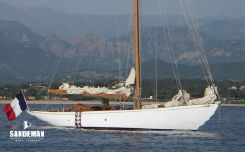 1935 Alfred Mylne William Fife Build Bermudian Cutter