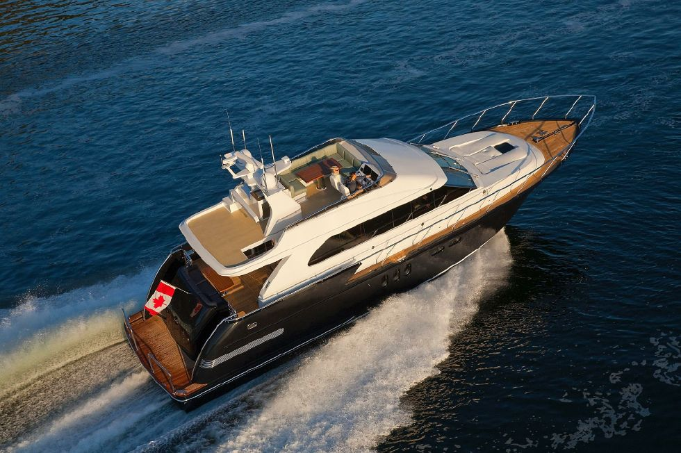 2018 Coastal Craft Concord 65